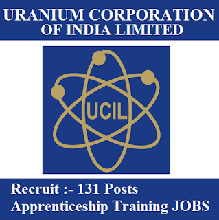 Uranium Corporation of India Limited, UCIL, freejobalert, Sarkari Naukri, UCIL Answer Key, Answr Key, ucil logo