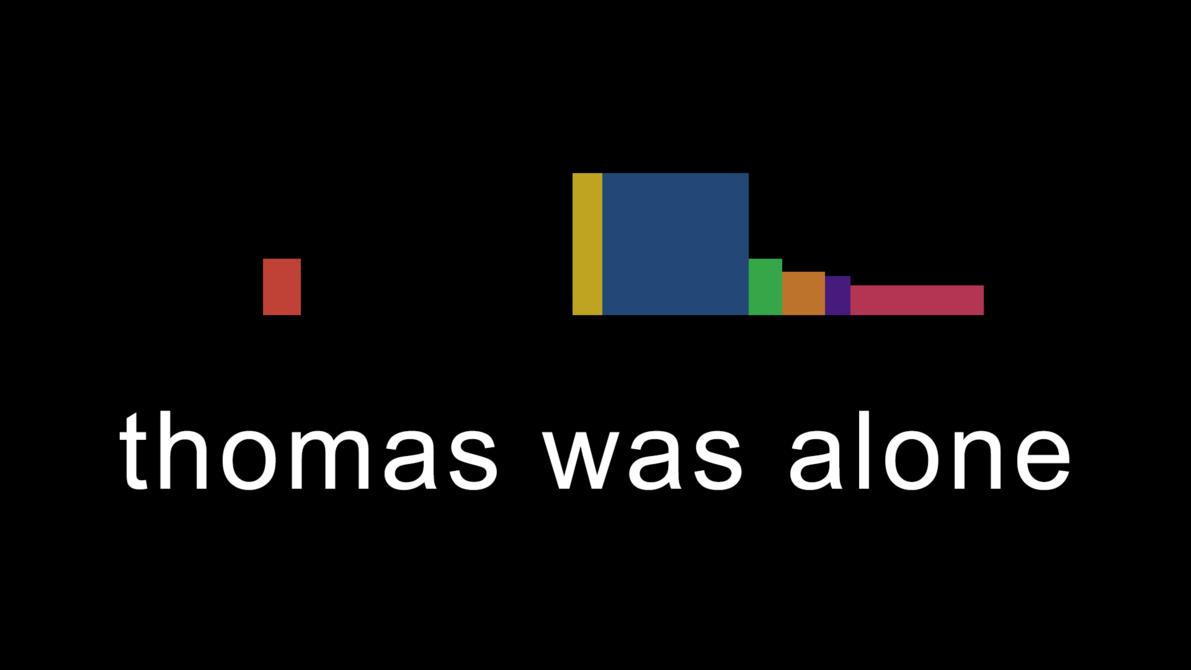 thomas was alone apk paid offline
