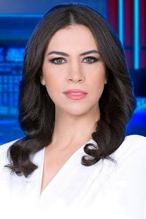 فضيلة السويسي (Fadila Souissi)، مذيعة جزائرية