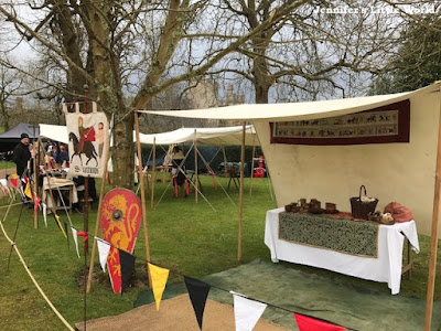 Arundel Castle Normans and Crusaders event 2018