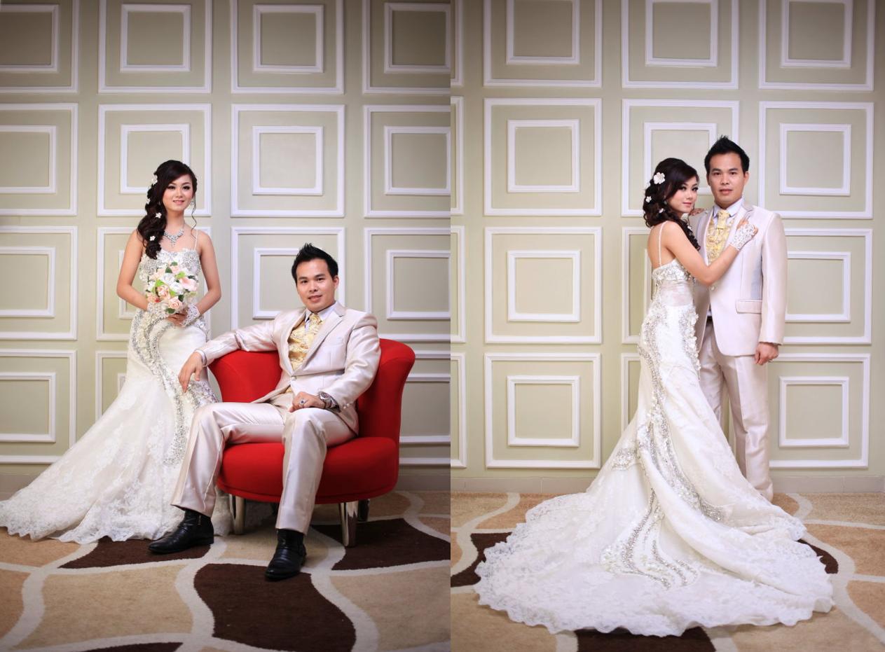 Indoor Vs Outdoor Weddings: Memi Salsabila: Prewedding Indoor VS Outdoor