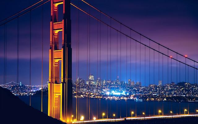 Roteiro de praias em San Francisco