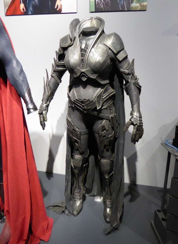 Faora-Ul Man of Steel film costume