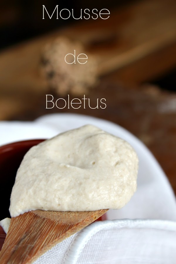 Mousse de Boletus