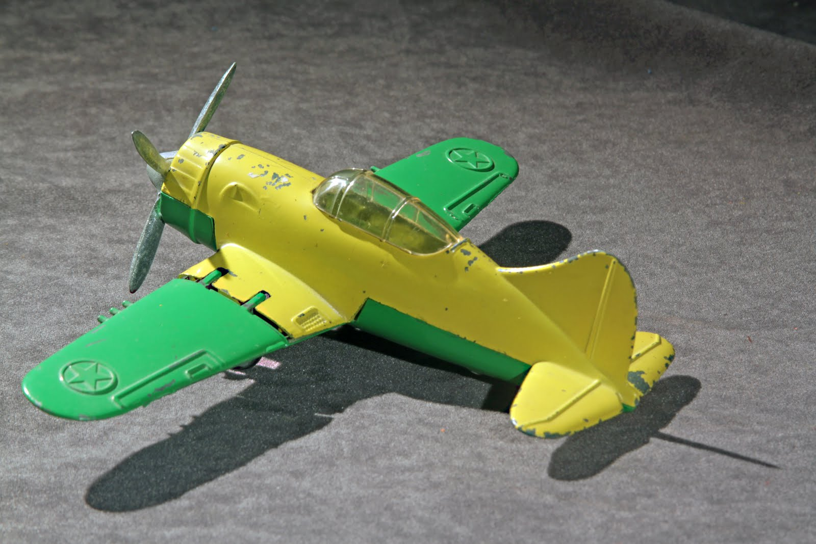 Old Antique Toys Vintage Old Metal Toy Airplanes