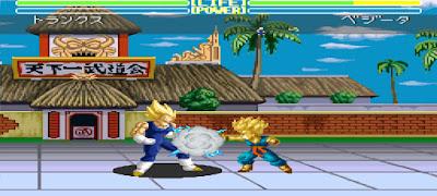 Dragon Ball Z: Super Butoden 3 - Captura 4