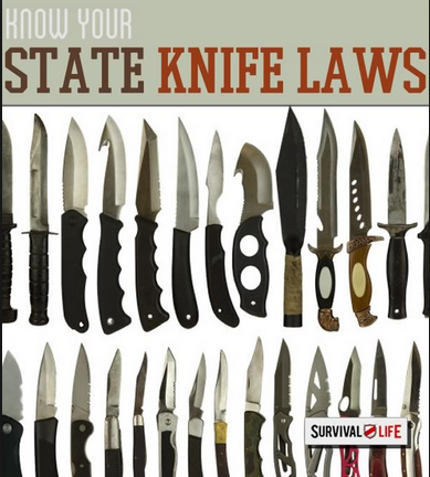 Knife Laws in California: Is It Legal to Carry One