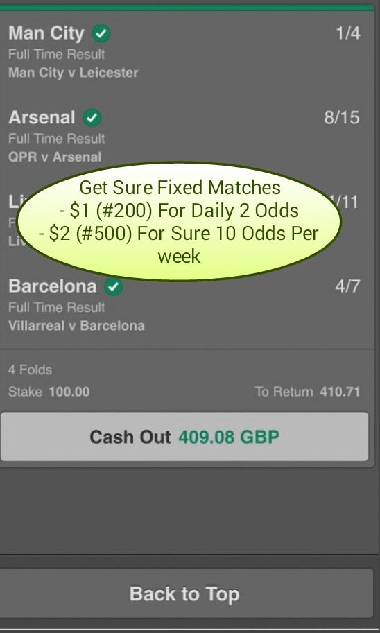 2 Odds Soccer Prediction