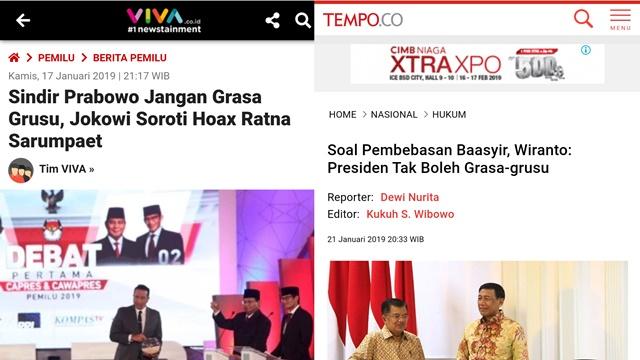 """""""Ngatain Prabowo Grasa-grusu, Eh Dia Dikatain Grasa-grusu sama Menterinya"""""""