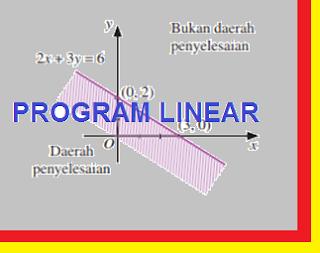 Kumpulan Soal Program Linear