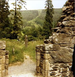 Glendalough, Wicklow, Ireland 1988