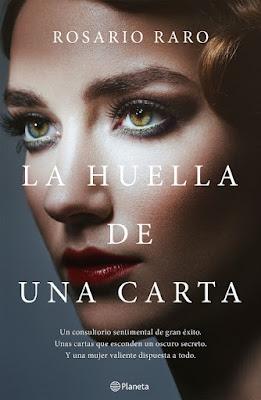 LIBRO - La huella de una carta Rosario Raro (23 MAYO 2017) Literatura - Novela COMPRAR ESTE LIBRO EN AMAZON ESPAÑA
