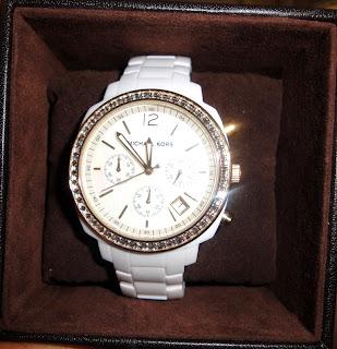 White Haute Watch Find at TJ Maxx