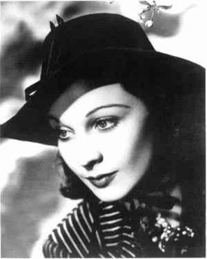 Η Βίβιαν Λι ήταν κυρίως θεατρική ηθοποιός και συνεργάστηκε συχνά με τον  δεύτερο σύζυγό της d6c466afd15