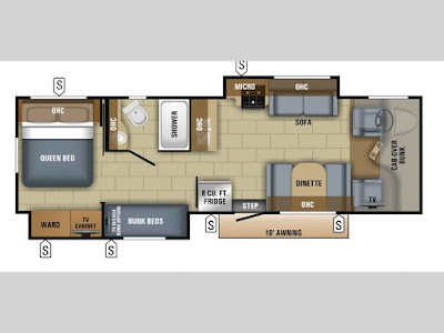 RoadAbode  Floor plan