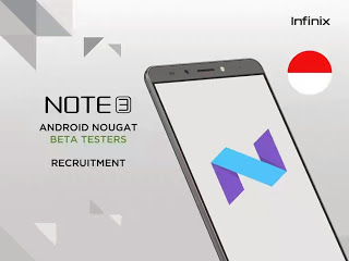 How To Update Infinix Note 3 X601 To Android 7 0 Nougat