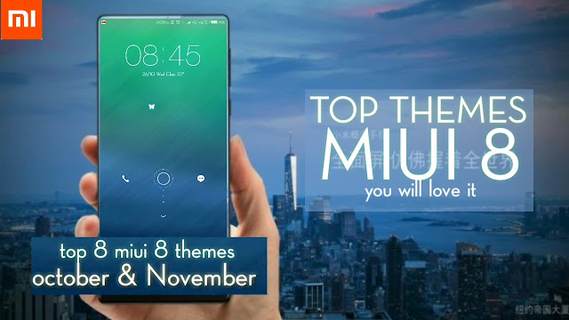 20 Tema Xiaomi Terbaru Paling Bagus dan Keren