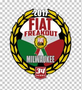2017 Fiat FreakOut Logo