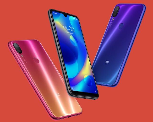Xiaomi Mi Play, Smartphone 2 Jutaan Dengan Warna-Warni Menawan