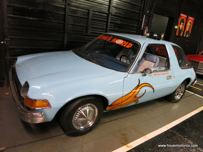 Hover Motor Company Rusty S Tv And Movie Car Museum Brings A Touch