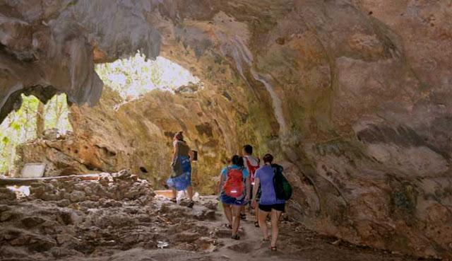 Trekking di Cagar Alam Pangandaran
