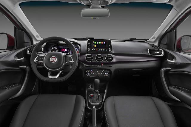 Fiat Cronos - vendas