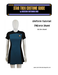 TNG skant sewing tutorial
