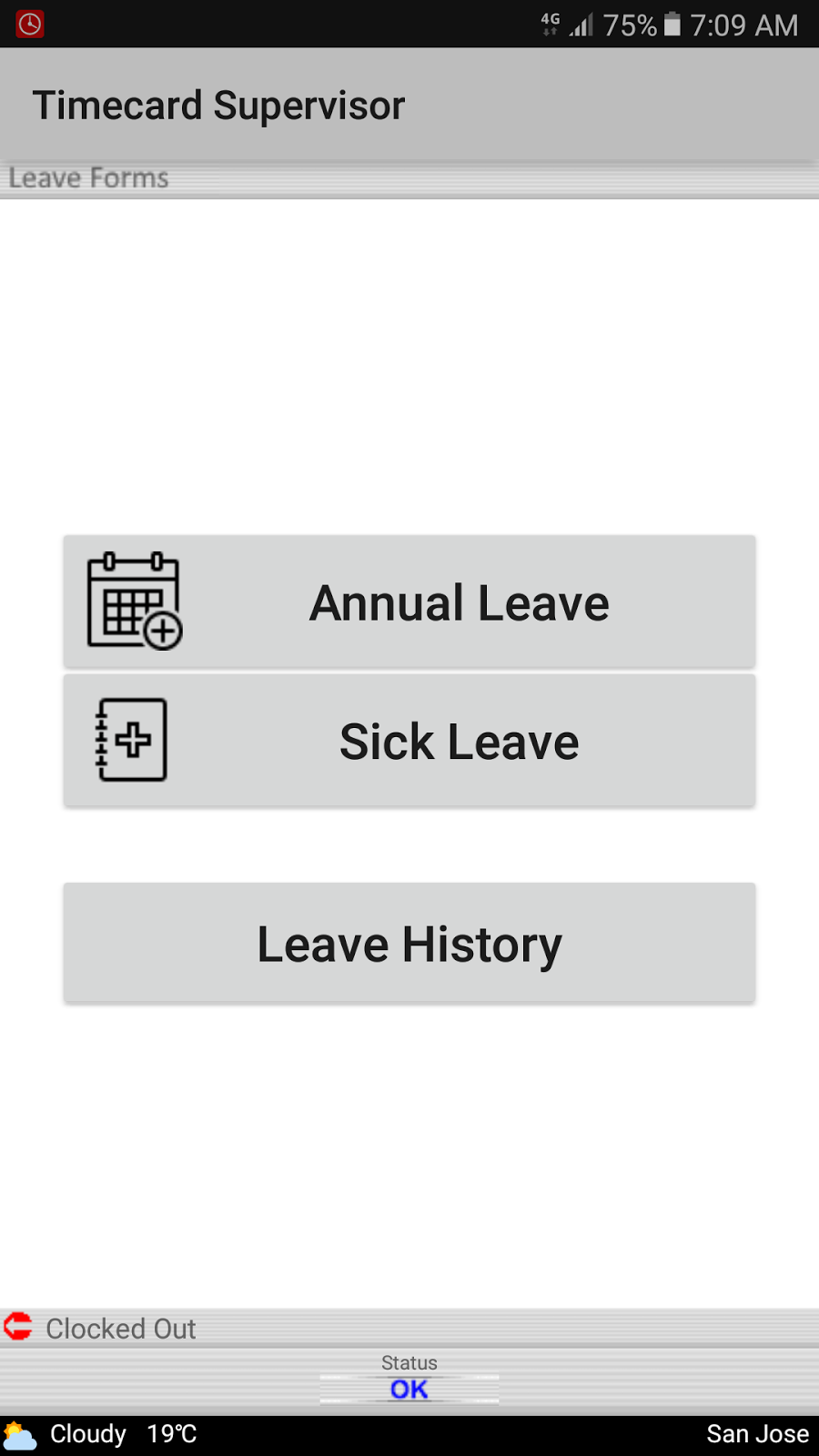 annual leave form - Heart.impulsar.co