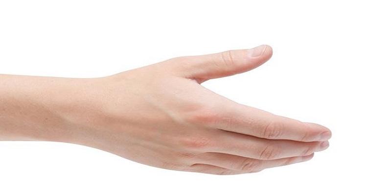 من هو الصحابي الذي كانت الملائكة تسلم عليه حتى اكتوت يده