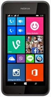 Harga Nokia Lumia 530 Dual SIM baru dan bekas