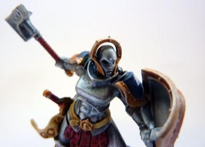 Angharad Brightshield, Steelheart's Champions for Warhammer Underworlds: Shadespire