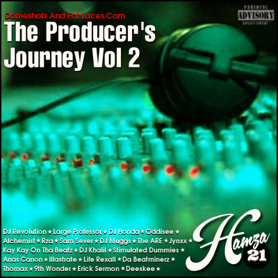 Hamza 21 - The Producers Journey Vol 2