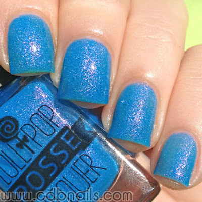 Lollipop Posse Lacquer-Don't Say Morning's Come