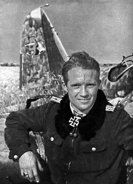 Franz Baron von Werra 25 October 1941 worldwartwo.filminspector.com