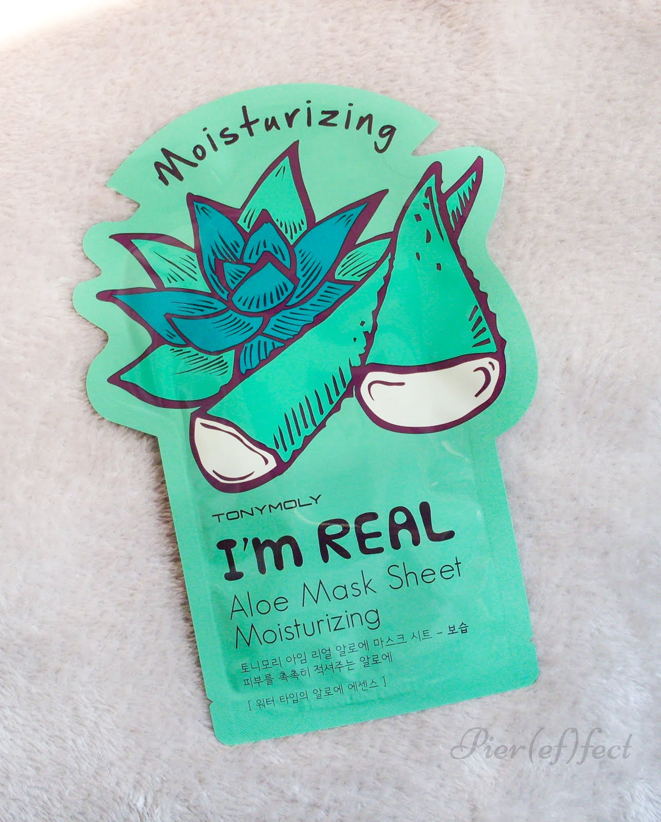 TonyMoly I'm Real Sheet Mask
