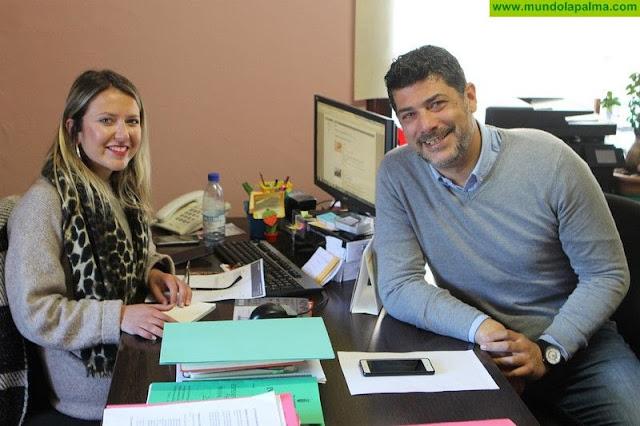 Alberto De Paz designado coordinador de La Bajada de la Virgen Del Pino 2018