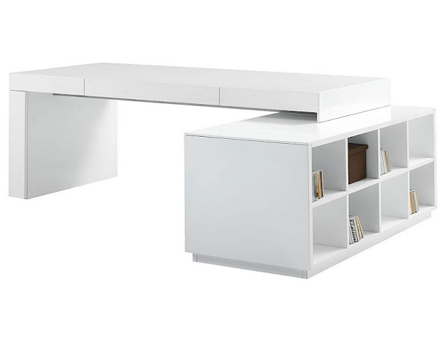 best buy modern white office furniture Brisbane for sale discount