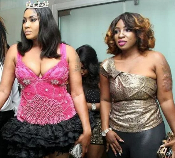 angela okorie anita joseph fighting
