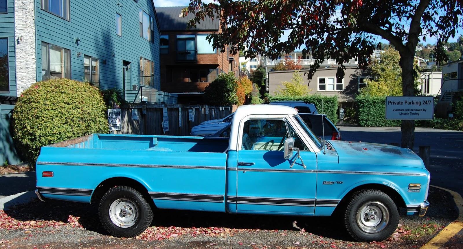 1972 C10 Chevy Truck