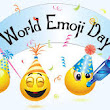 WORLD EMOJI DAY JULY 17 | Days Of The Year