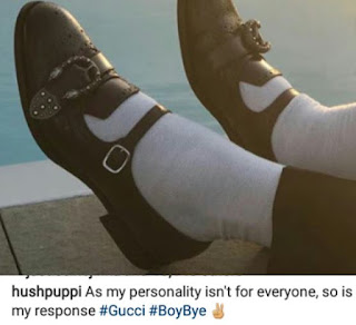 Drama between Hushpuppi and AY on Instagram