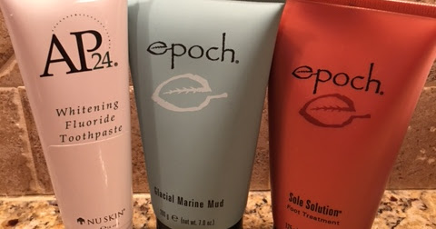REVIEW ON AP24. TOOTHPASTE AND EPOCH PRODUCTS