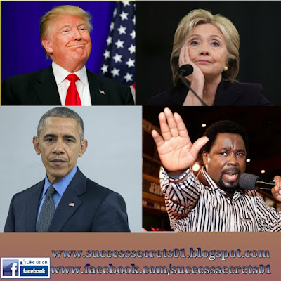 America decides 2016: records broken by President elect Donald J Trump