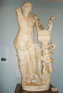 Exhibit, British Museum, London, UK
