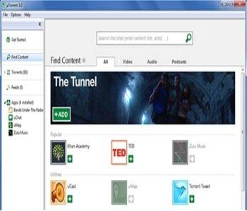 uTorrent 3.5.0 Build 43580 Screenshot 2