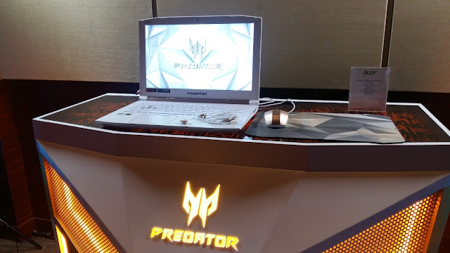 Laptop gaming Acer terbaru