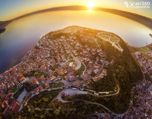 Pic of the Day: Ohrid AirCam