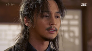 Sinopsis Six Flying Dragons Episode 34