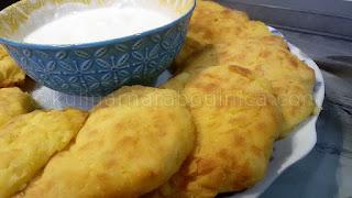 Картофени кюфтета на фурна със сирена