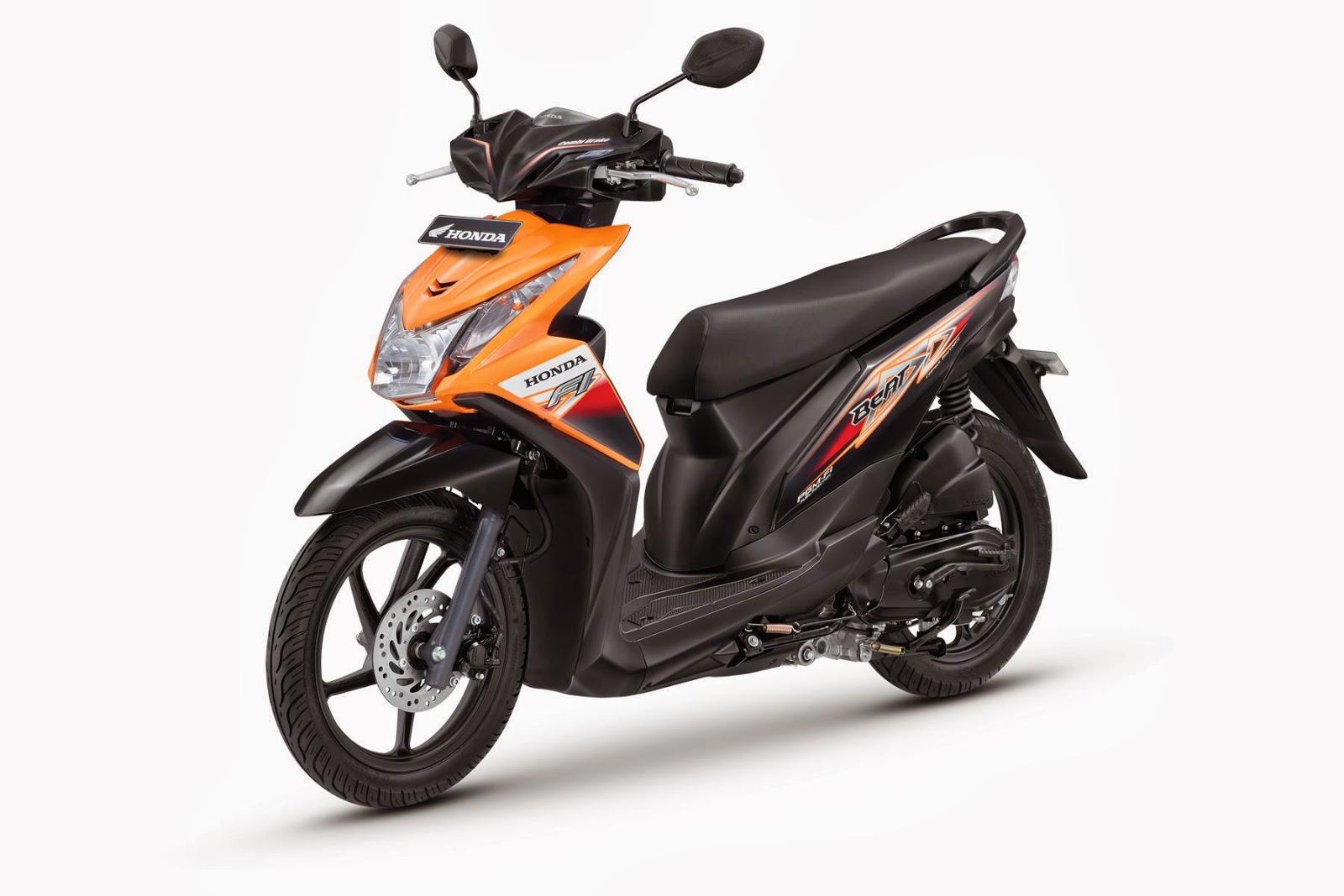 Komparasi Yamaha Mio Vs Honda Beat - Variasi Motor Mobil